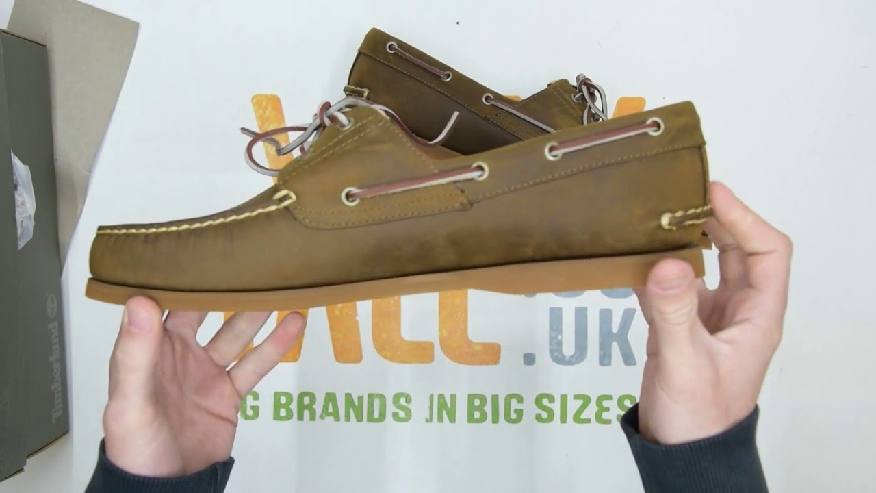 Timberland Classic Boat 2 Eye Walktall | Unboxing | Hands on