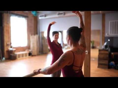 The Up Factory - Ballet