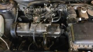 Ваз 2114 8кл. 5 клапан зажат (0.2) / 8 valve engine, valve is clamped