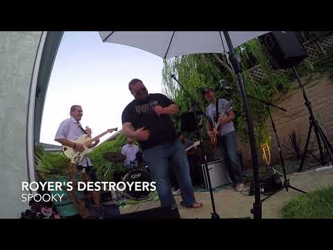 Royer's Destroyers - Spooky