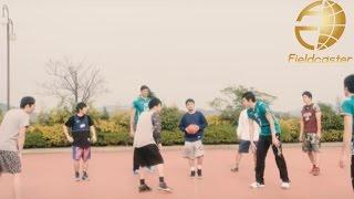 バレーボール VS バスケの異種球技対決!ジャンプアタックや3枚ブロックを披露!JTサンダーズ