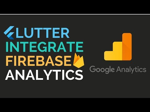 Flutter: Integrate Analytics   Firebase Analytics   Handling Library Issues   1.3