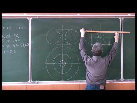 Начертательная геометрия. Лекция 11. Часть 2.