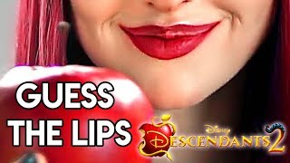 Descendants 2 Can you guess the descendants by their lips.mp3