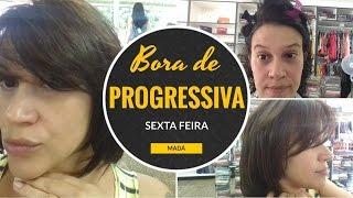FAZENDO MINHA PRIMEIRA PROGRESSIVA/ SEXTA FEIRA