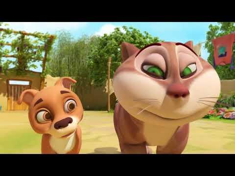 Bo'ynoq (multfilm) | Буйнок (мультфильм) #UydaQoling