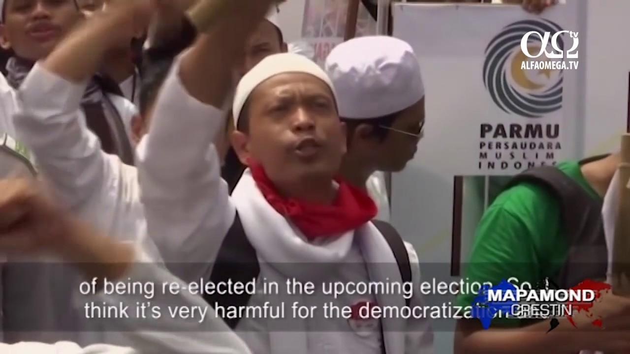 Indonezia: Guvernatorul crestin al Jakartei sub acuzare