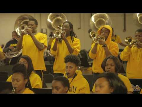 NCAT - 2017 Honda Band Room Rehearsal