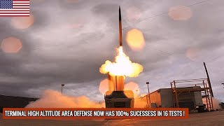 TERMINAL HIGH ALTITUDE AREA DEFENSE (THAAD) SUCCESSFULLY INTERCEPTS MISSILE IN TEST !!
