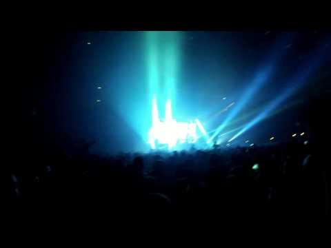 Skrillex Live @ Rockhal Luxembourg 06/05/13 (GoPro 1080p HD/Good Sound Quality)