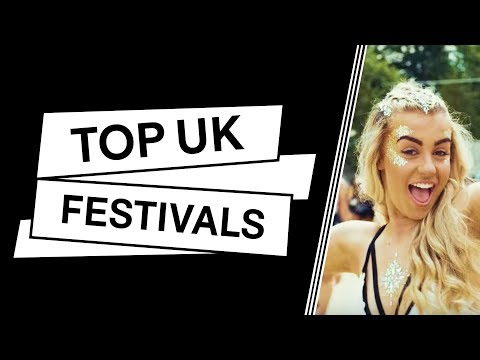 Top 5 Music Festivals In The UK 2019