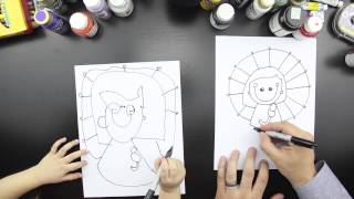 How To Draw A Spring Kid