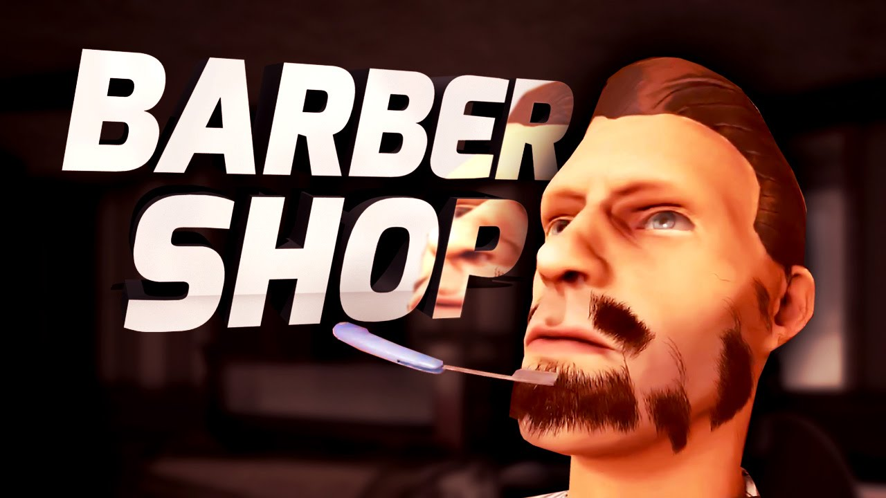 Barber Shop Game Online
