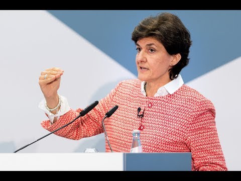 Speech by Sylvie Goulard - Central Bank Communications Conference