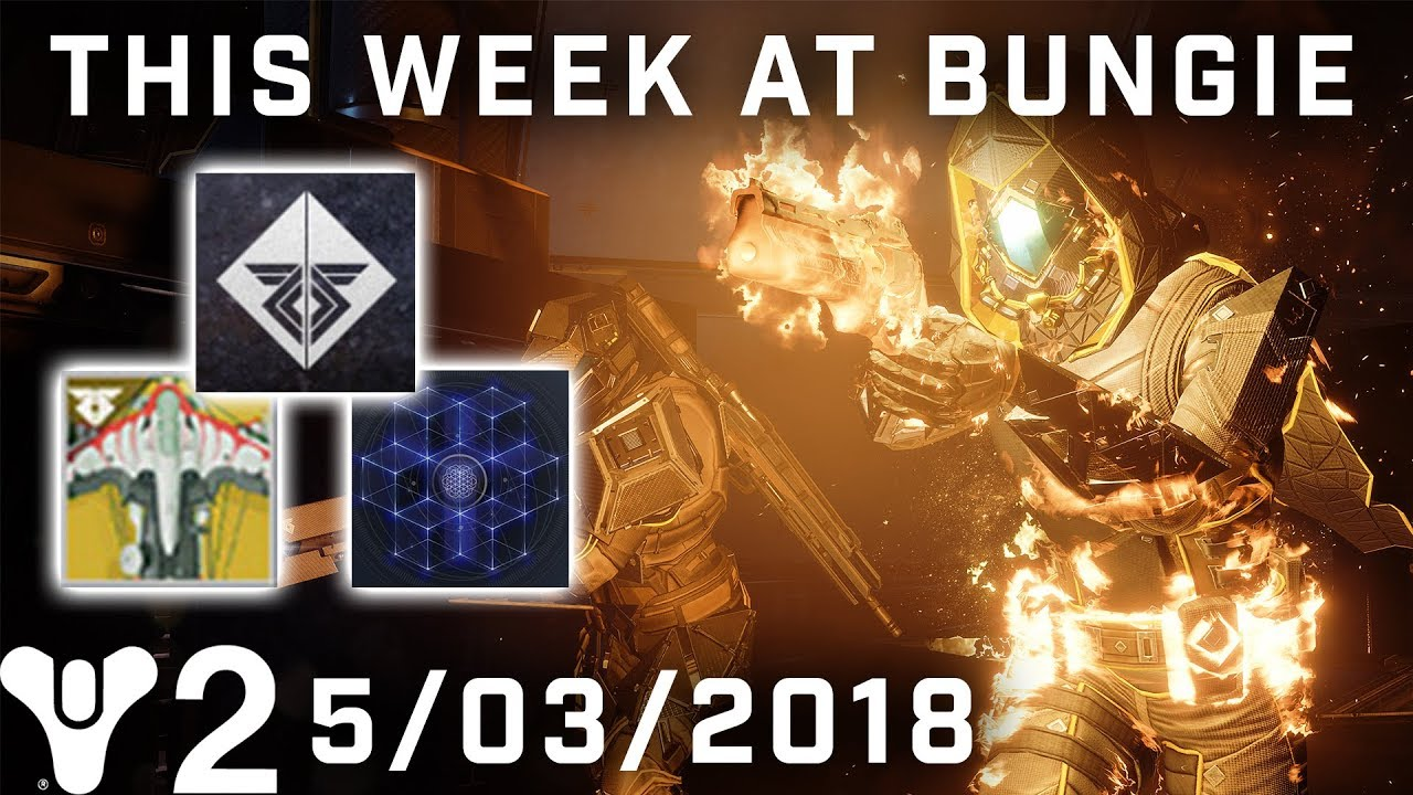 Destiny 2: Prismatic Matrix, New Strike Modifiers & Challenge Card! | This  Week At Bungie (May 3rd)