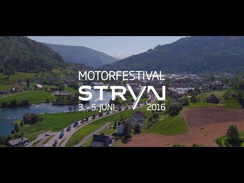 Stryn Motorfestival 2016 - Storbil