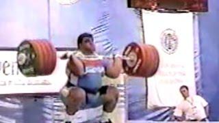 Hossein Rezazadeh — 2006 World Weightlifting Championship.
