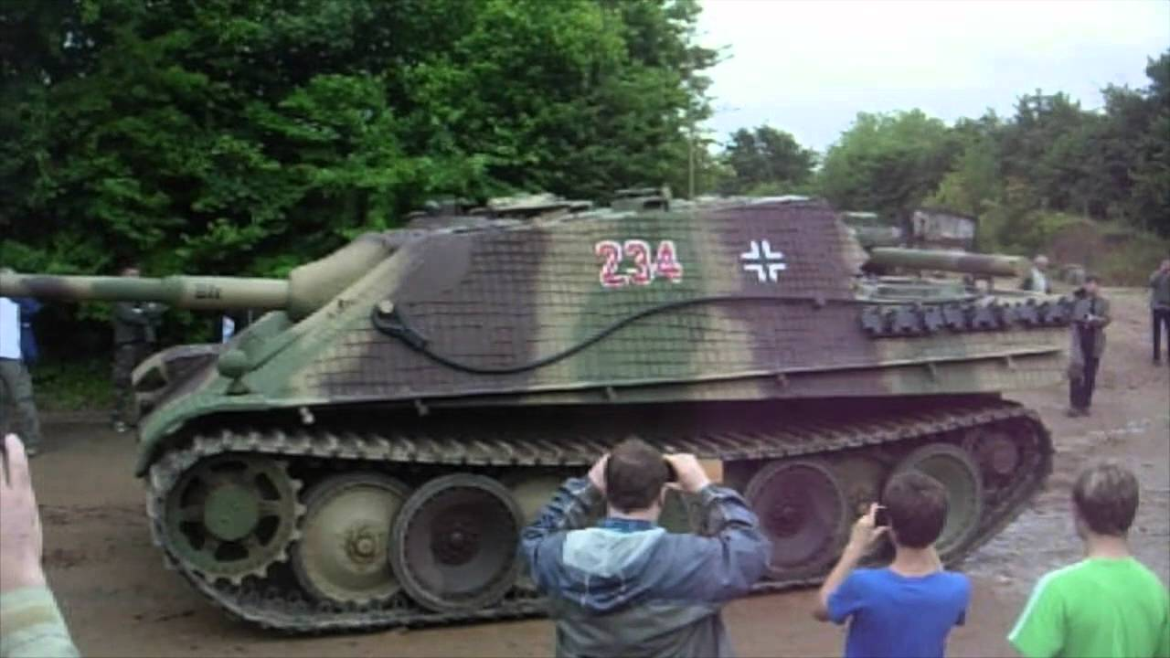 Trier Jagdpanther - YouTube