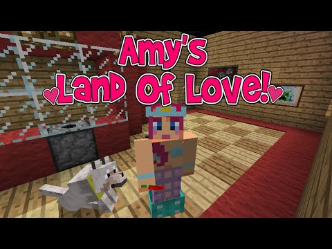 Amy's Land Of Love! Ep.107 The Lobby! | Amy Lee33
