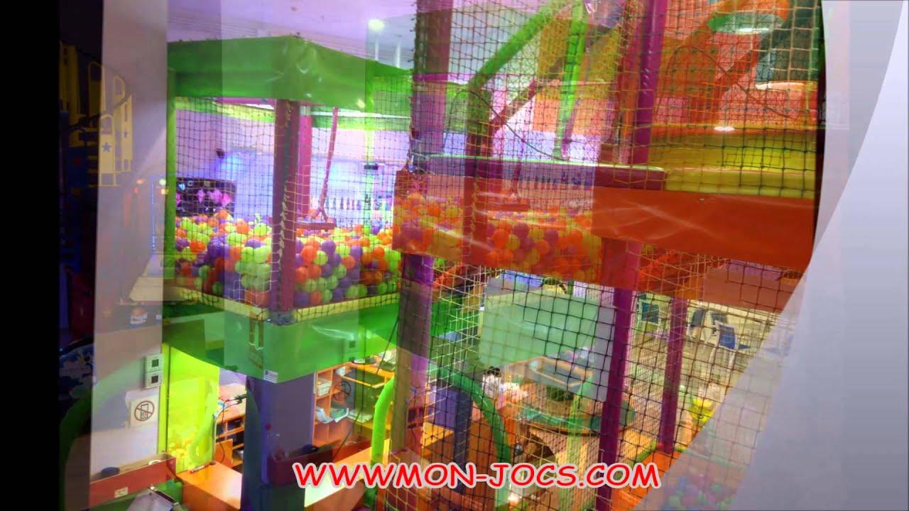 Parque Infantil Las Bolas Alcal de Guadaira