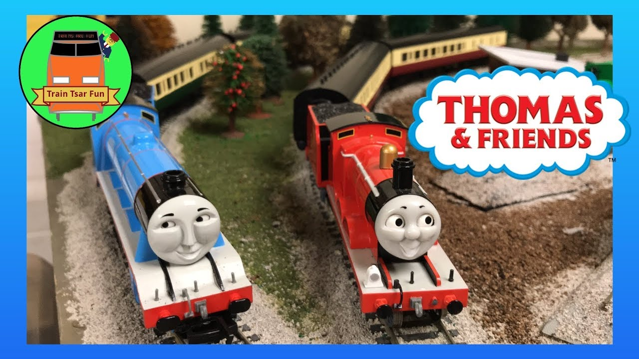 Rare Express Coaches Thomas And Friends Bachmann Trains From 2005