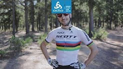 #ZeroExcusesToGoOut - Home workout with Nino Schurter