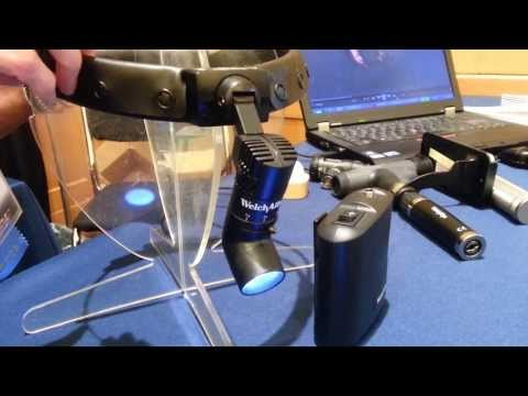Demonstration: Welch Allyn Procedure Headlamp