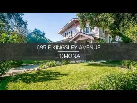 National Register of Historic Places Lincoln Park 695 E Kingsley Avenue, Pomona, CA 91767