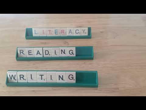 [ IELTS] Vì sao LITERACY chỉ có READING và WRITING ?