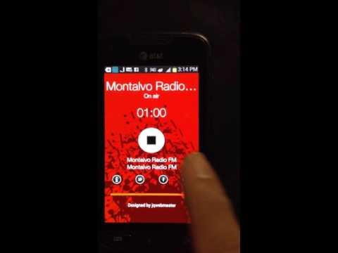 Android Online Radio APP