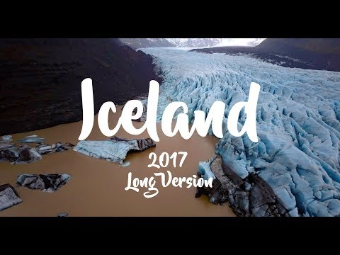 ICELAND in 4K - 2017 - Long Version