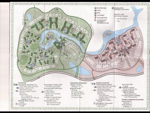 LET'S COMPARE Disney World's PORT ORLEANS Riverside & French Quarter Resorts