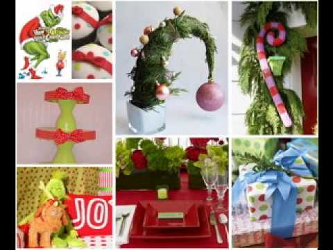 Easy DIY Office Christmas Party Decorating Ideas