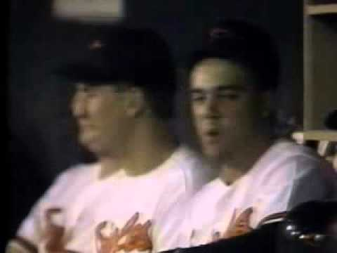 """Baltimore Orioles/WMAR-TV """"Why Not?!"""" ad from 1989"""