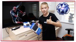 ПРОКАЧКА МОЕЙ ПС4 🎮 Распаковка зарядной станции Playstation Charging Station PS4