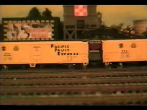 Bill's Railroad Empire #1