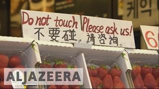 South Korea economy hit by Beijing boycott