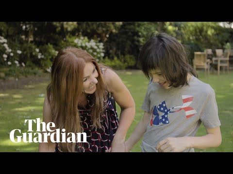 Billy Caldwell's mother: 'Medical cannabis keeps my epileptic son alive'
