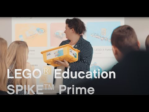 Introducing LEGO Education SPIKE Prime