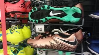 видео Обувь футбольная