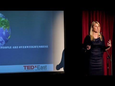 Obesity + Hunger = 1 global food issue - Ellen Gustafson