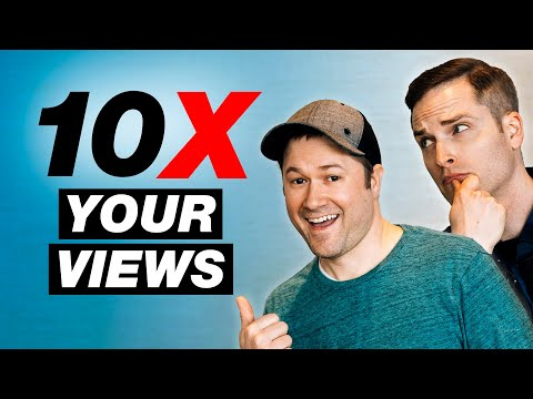 How to 10X Your YouTube VIEWS with Storytelling