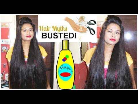 Hair MYTHS v/s FACTS: 6 Lies About Hair You Believe In!
