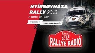 Nyíregyháza Rallye 2018