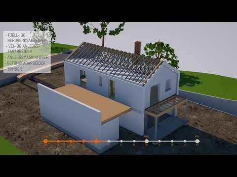 Hvordan bygge hus?