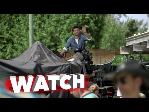 The Shack: Exclusive Behind The Scenes With Sam Worthington, Octavia Spencer, And Stuart Hazeldine