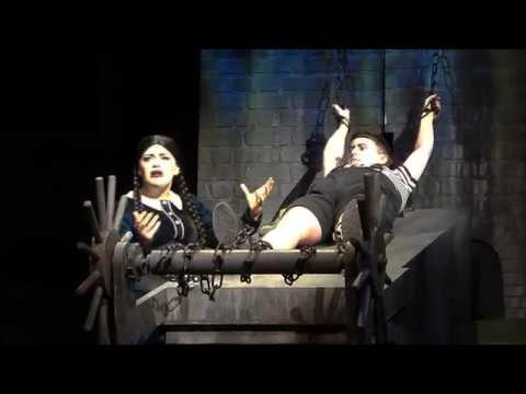 The Addams Family Musical in Singapore (2017)