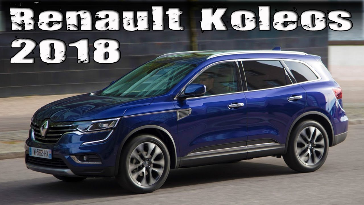 2018 renault koleos review. fine renault all new 2017 renault koleos european specs review in 2018 renault koleos review