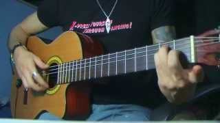 How to Play ~Guajira~ A.K.A 'Cha Cha Cha' on the Guitar! ( P3 )