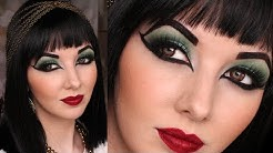 Historically Accurate: Ancient Egypt / Cleopatra Makeup Tutorial
